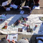Coupe schématique du parc du ru de Pouilly représentant ses différents habitats naturels