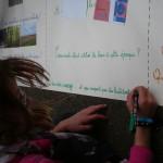 Frise chronologique du bois du ru de Pouilly du Moyen Âge à aujourd'hui