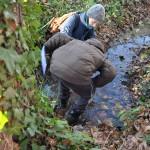 """Equipe """"ru""""-Etude du cheminement de l'eau du ru de Pouilly"""