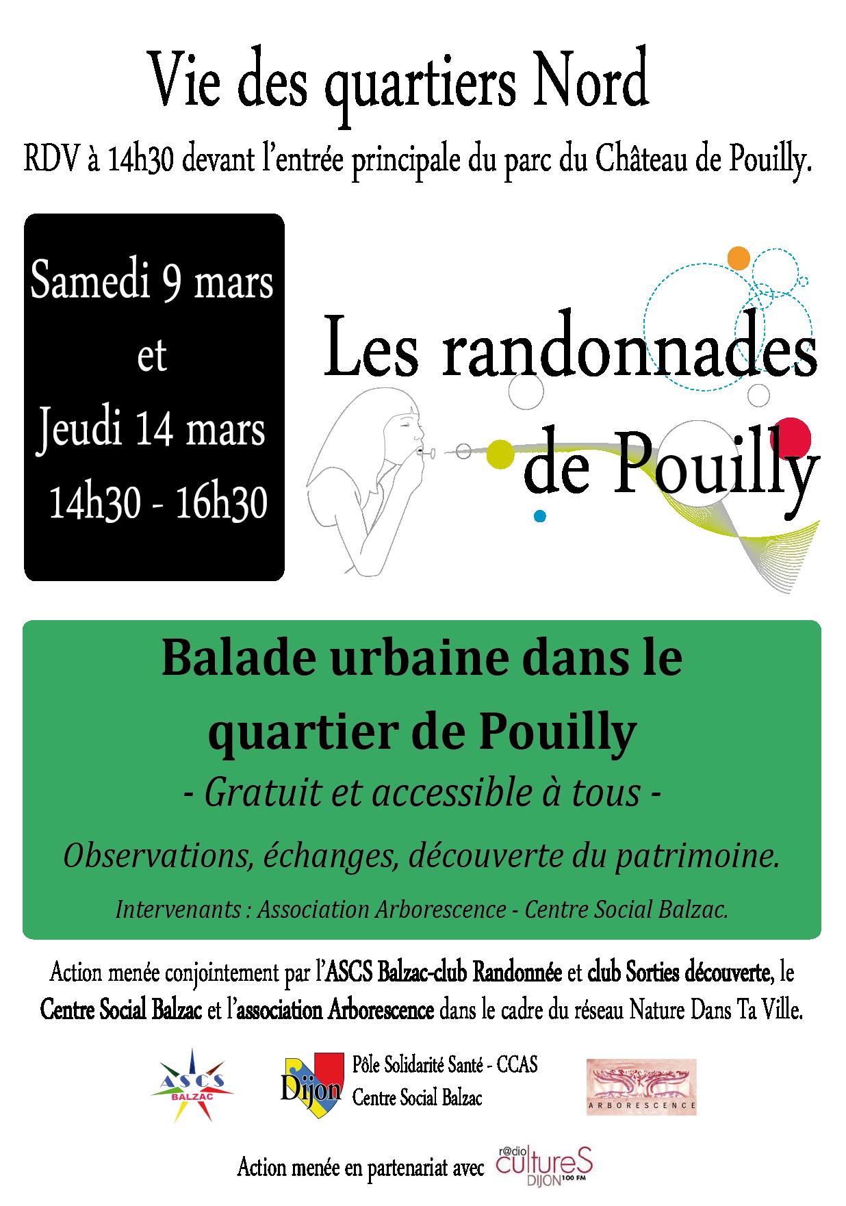 Randonades de Pouilly