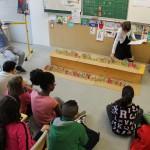 Ecole Champerdrix - Classe de Mme Lacharme