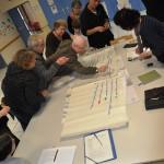 Vote des propositions des habitants.